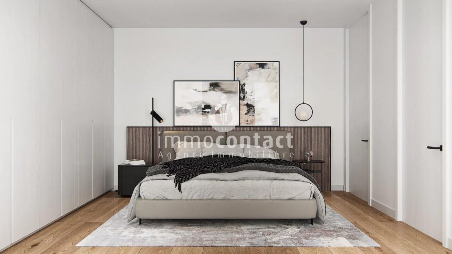 acheter appartement 1 chambre 60.43 m² kehlen photo 3