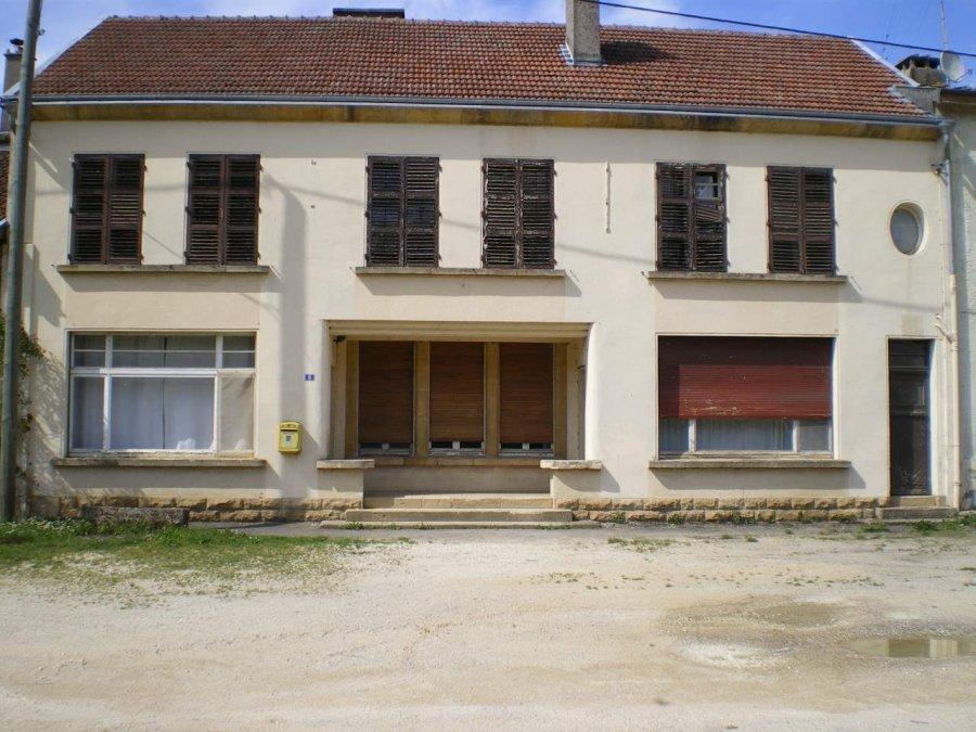 Maison à vendre F8 à Brouennes