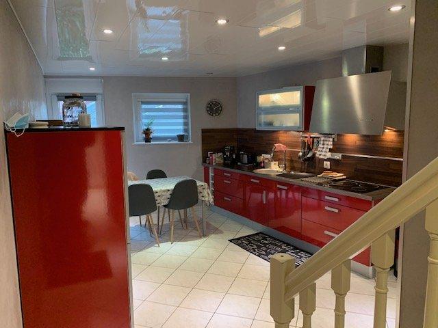 Maison mitoyenne à vendre F5 à Viviers-sur-chiers