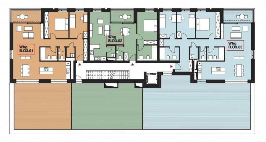Appartement à vendre 1 chambre à Wasserbillig