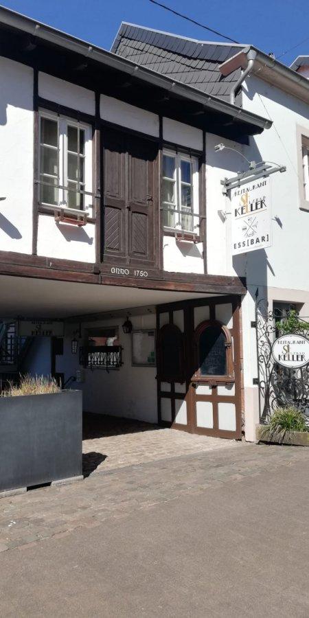 restaurant mieten 0 zimmer 0 m² mettlach foto 1