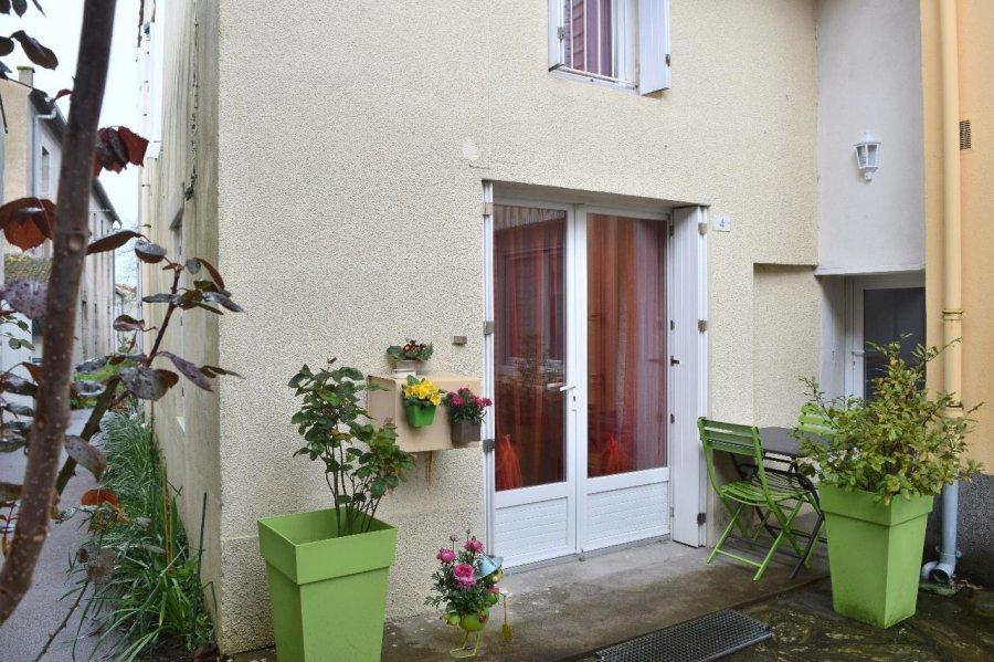 Maison individuelle en vente saint philbert de bouaine for Bail location maison individuelle