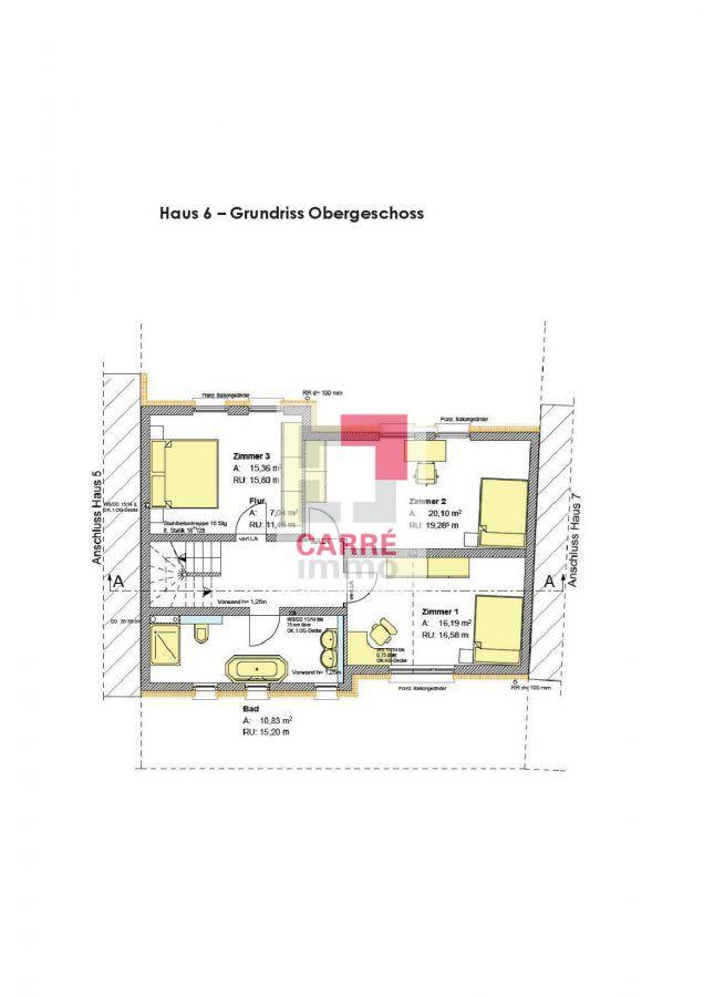 acheter maison mitoyenne 4 chambres 192.96 m² dudelange photo 4