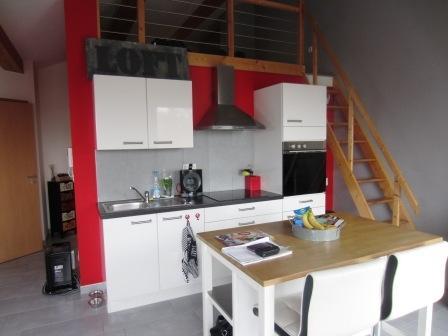 Appartement à louer F2 à Zoufftgen