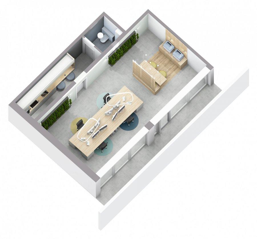 acheter local commercial 0 chambre 62 m² schouweiler photo 5