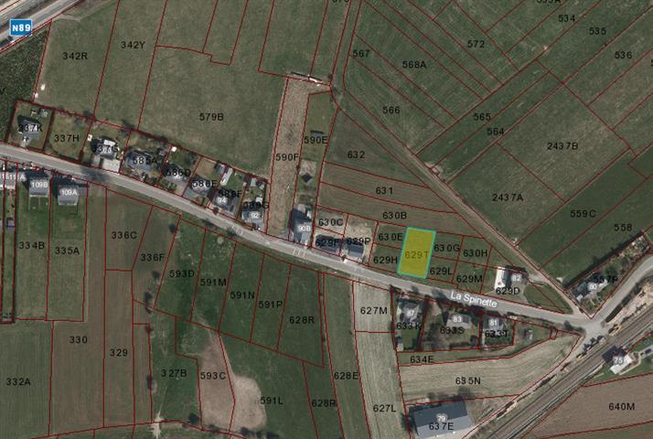 acheter terrain constructible 0 pièce 0 m² libramont-chevigny photo 3