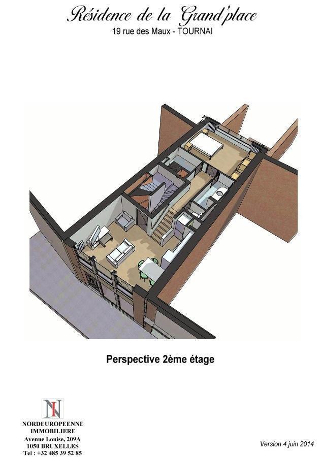 acheter appartement 2 pièces 58.14 m² lille photo 2