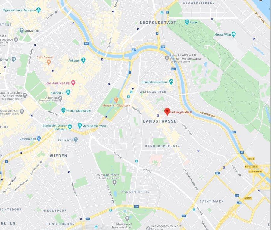 Appartement à louer 1 chambre à Vienne