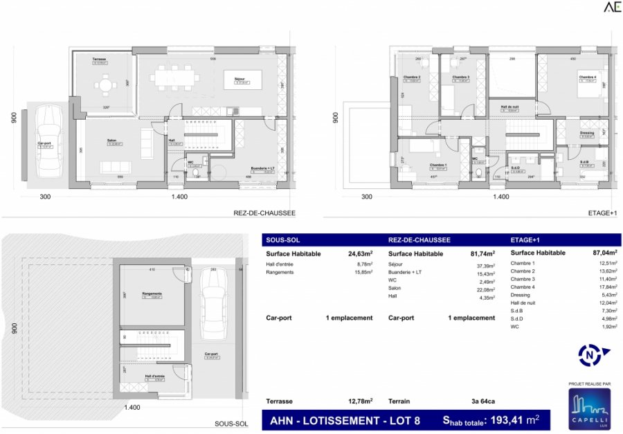 house for buy 4 bedrooms 193.41 m² ahn photo 3