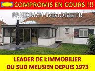 Maison à vendre F6 à Pagny-sur-Meuse - Réf. 5018102