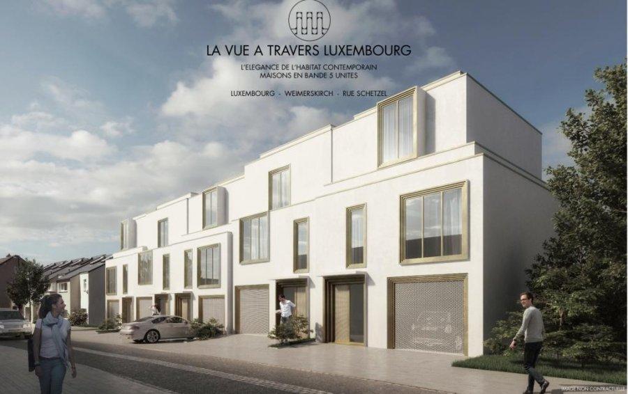 acheter maison mitoyenne 4 chambres 236 m² luxembourg photo 1