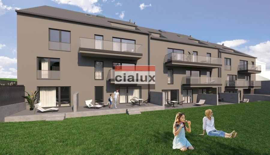 apartment block for buy 0 bedroom 66.08 to 158.51 m² kayl photo 4