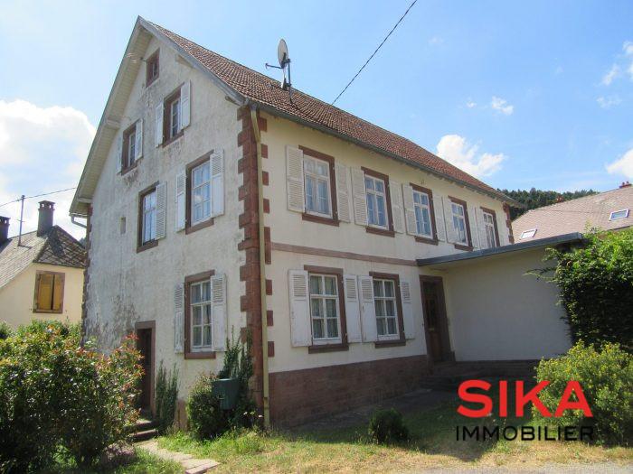 acheter maison 17 pièces 250 m² wangenbourg-engenthal photo 1