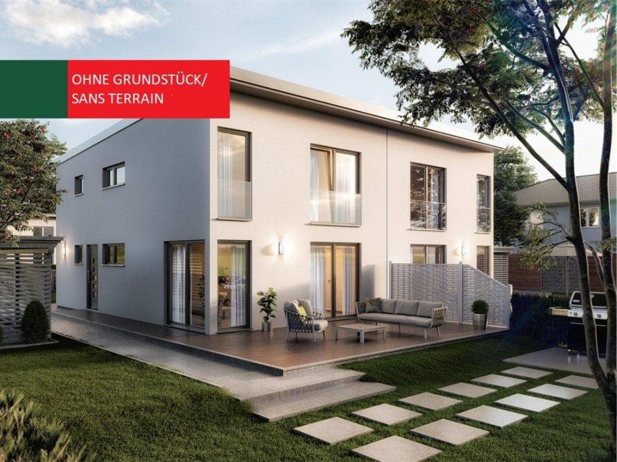 acheter maison jumelée 4 pièces 137 m² saarburg photo 1
