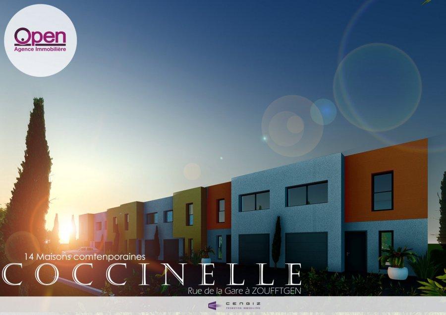 acheter maison 5 pièces 121.21 m² zoufftgen photo 5