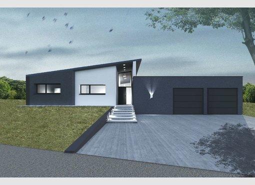mod le de maison maison demi niveau construire en. Black Bedroom Furniture Sets. Home Design Ideas