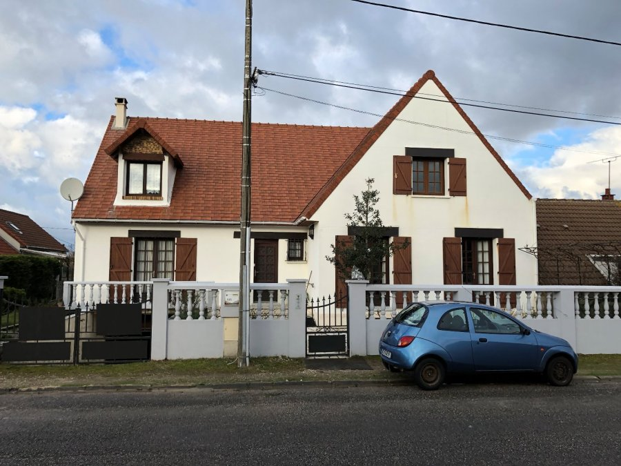 Maison individuelle en vente merlimont 140 m 315 for Maison individuelle a acheter