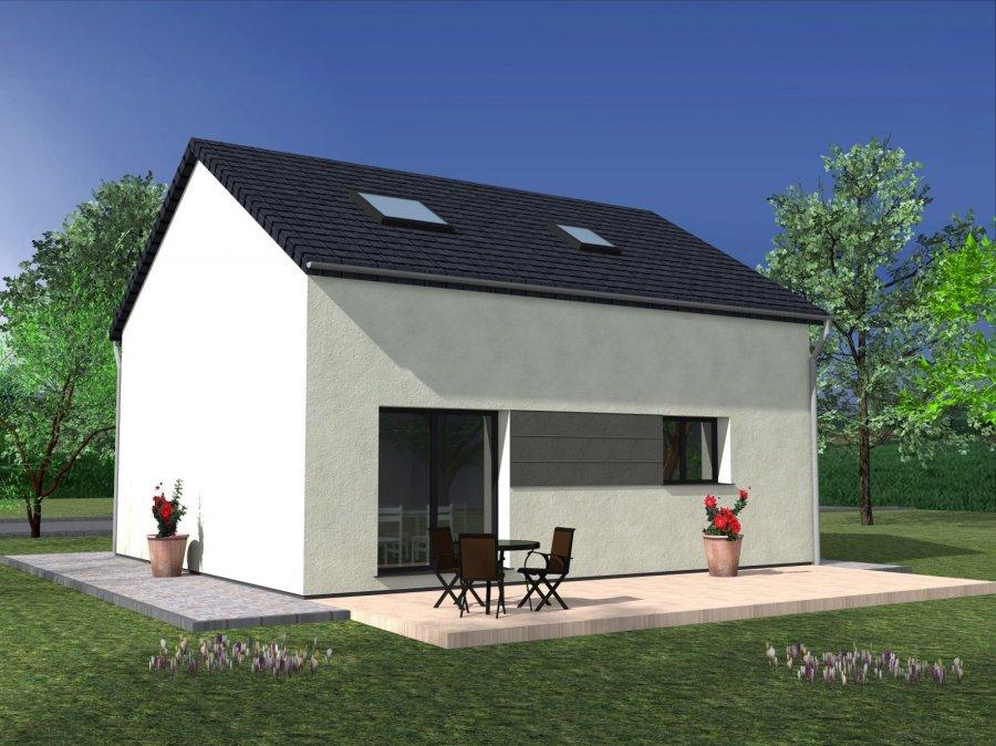 einfamilienhaus kaufen 6 zimmer 87 m² charly-oradour foto 2