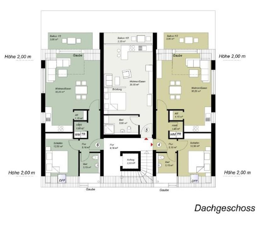 wohnung kaufen 1 zimmer 37.85 m² leiwen foto 2