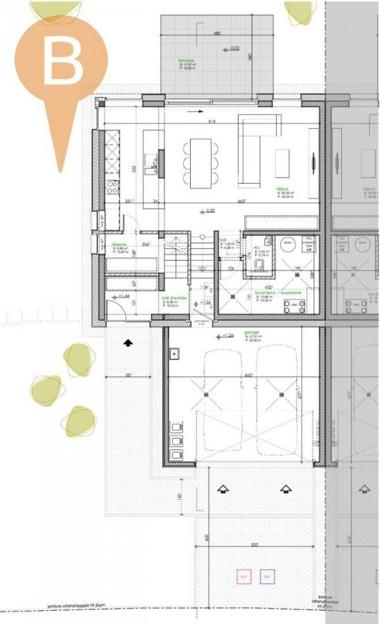 doppelhaushälfte kaufen 4 schlafzimmer 192 m² folschette foto 4