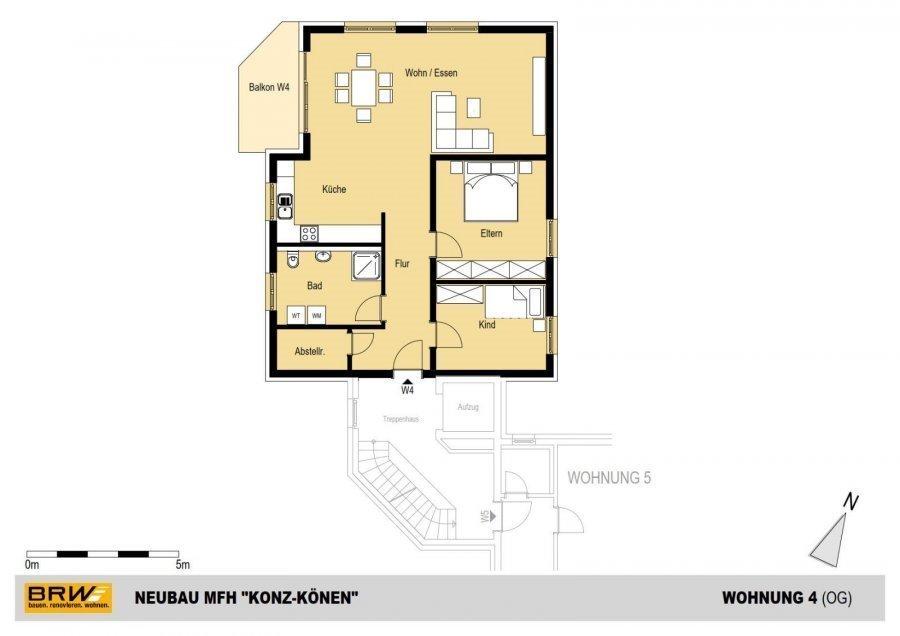 acheter appartement 0 pièce 96.27 m² konz photo 4