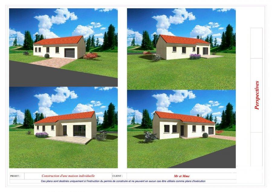 Terrain constructible à vendre à Luppy