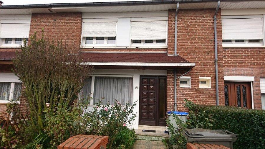 Maison individuelle en vente aniche 104 m 116 050 for Acheter maison individuelle nord