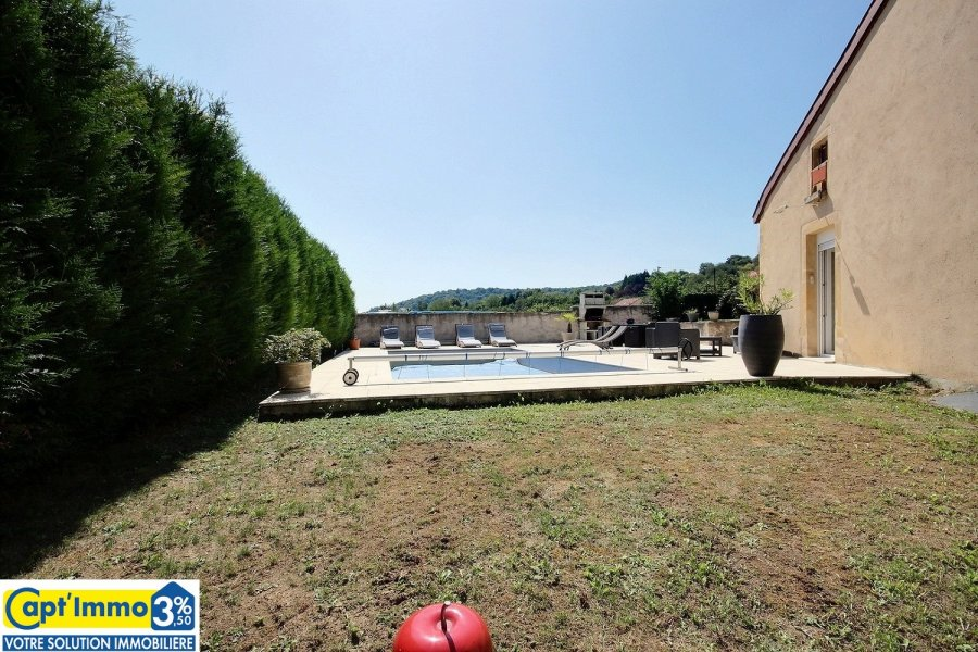 detached house for buy 8 rooms 235 m² metz photo 1