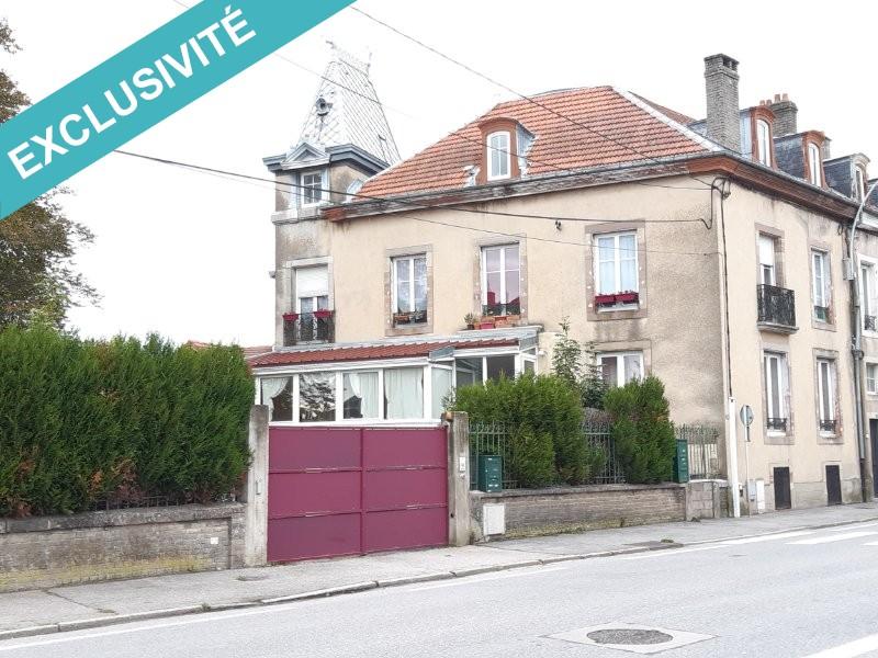 acheter immeuble de rapport 0 pièce 210 m² lunéville photo 1