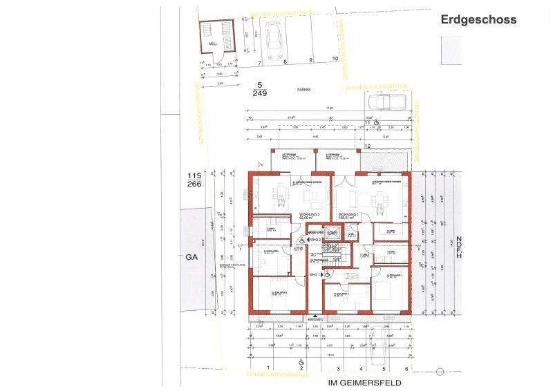 wohnung kaufen 4 zimmer 132 m² trier foto 7
