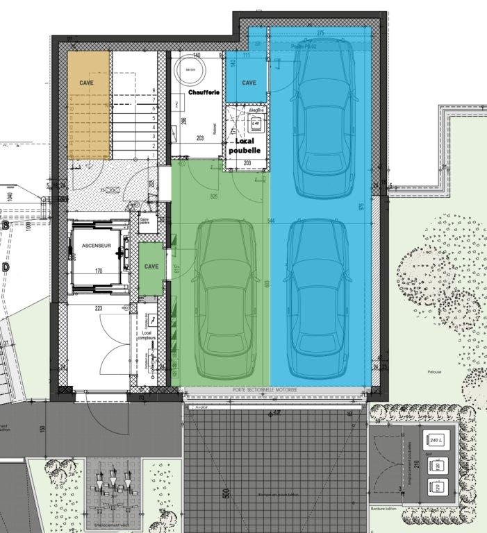 acheter duplex 2 chambres 97 m² luxembourg photo 3