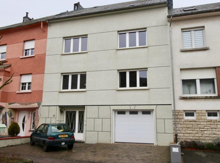Maison mitoyenne à vendre 3 chambres à Belvaux