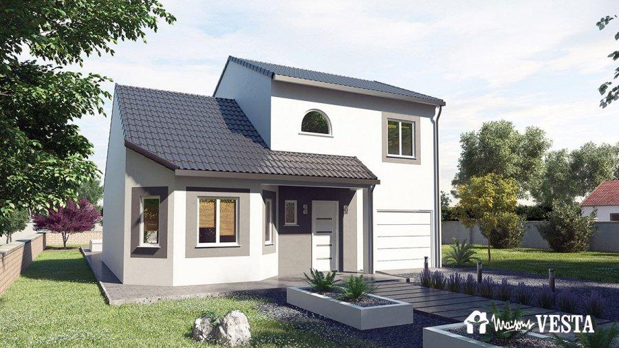 acheter maison 5 pièces 90 m² farébersviller photo 3