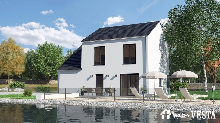 acheter maison 5 pièces 90 m² farébersviller photo 1
