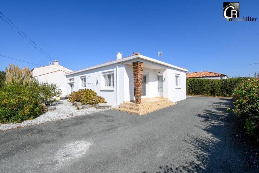 acheter maison 4 pièces 115 m² saint-hilaire-de-riez photo 1