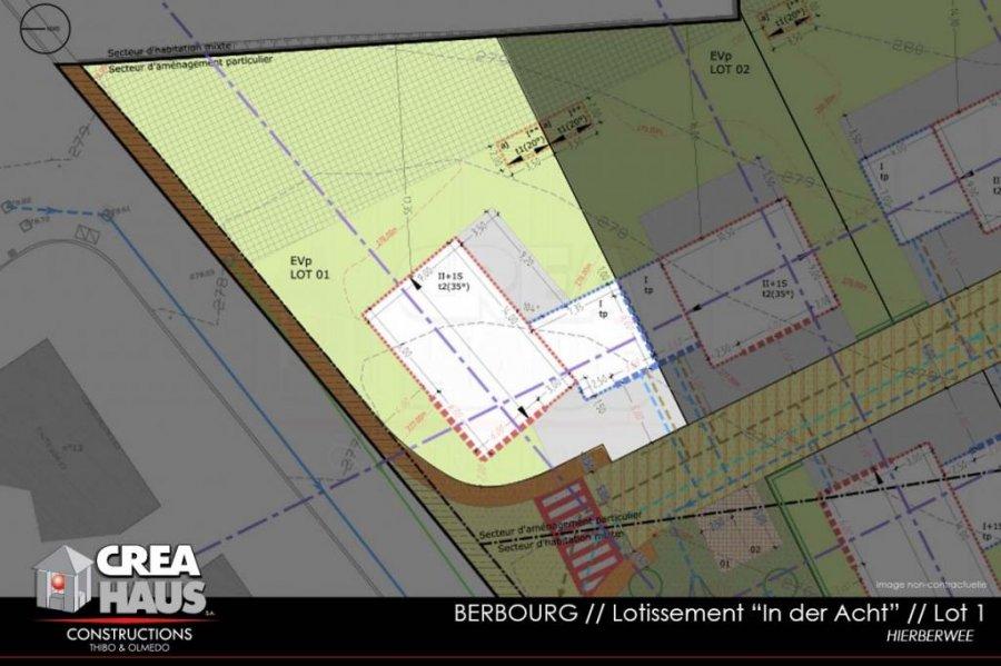 acheter terrain constructible 0 chambre 0 m² berbourg photo 1