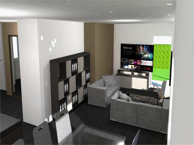 Appartement à vendre F3 à Haucourt-moulaine