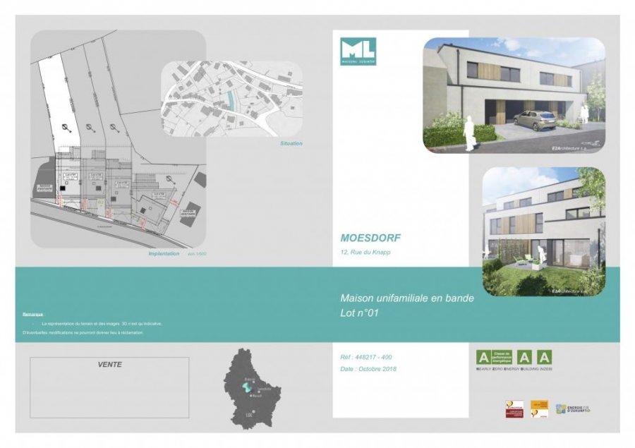 acheter maison individuelle 4 chambres 0 m² moesdorf photo 6