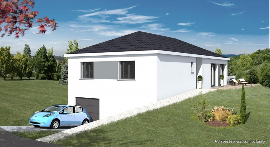 acheter maison 5 pièces 100 m² saulny photo 1