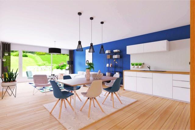 acheter appartement 1 chambre 66.39 m² bofferdange photo 6