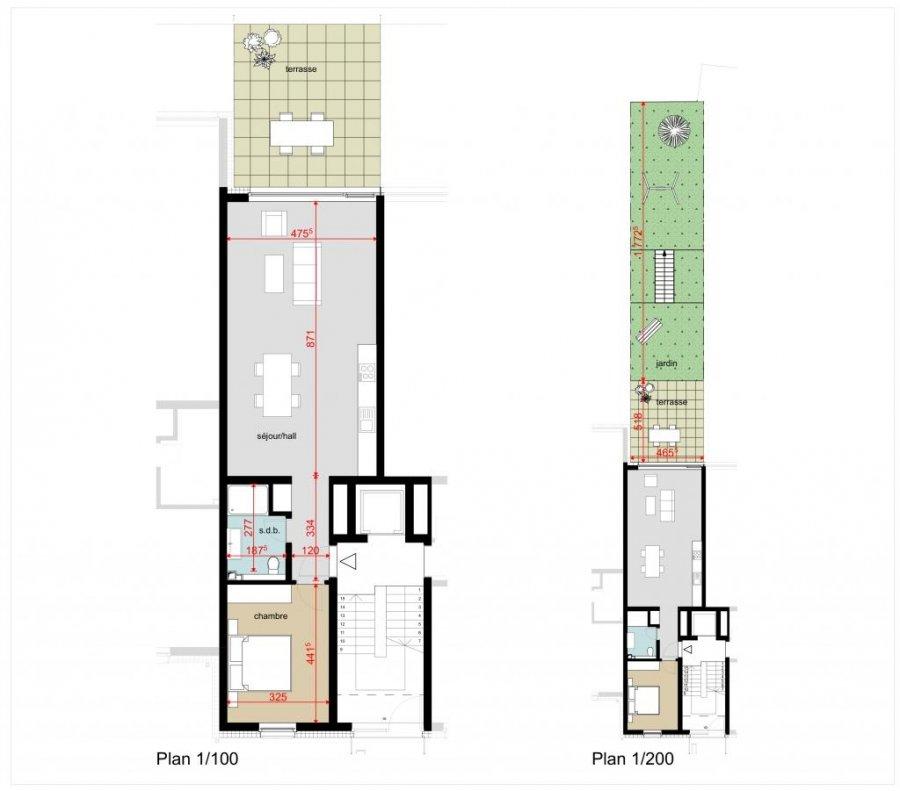 acheter appartement 1 chambre 66.39 m² bofferdange photo 5