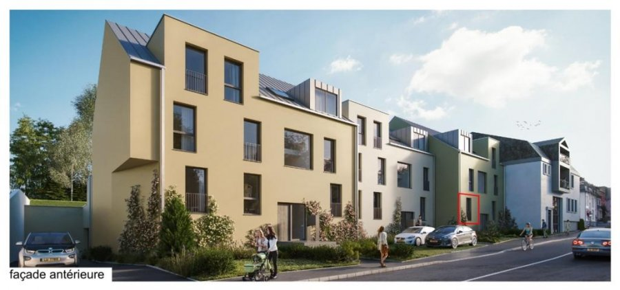 acheter appartement 1 chambre 66.39 m² bofferdange photo 3
