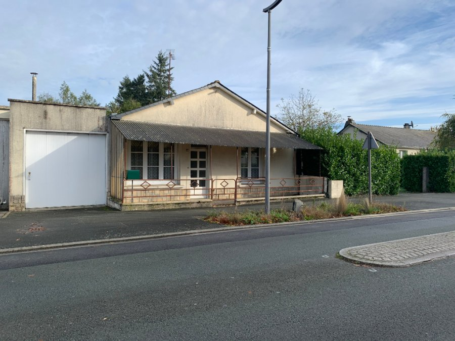 acheter maison 3 pièces 70.24 m² noyant-la-gravoyère photo 7