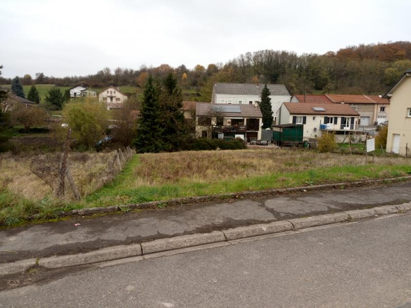 Terrain constructible à Berviller-en-moselle