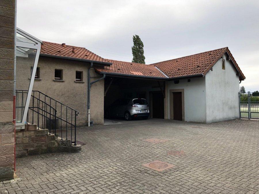 Maison à louer F2 à Saint jean kourtzerode