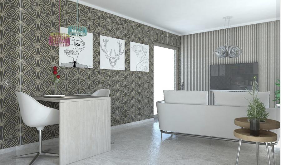 acheter appartement 1 chambre 50.03 m² schifflange photo 3