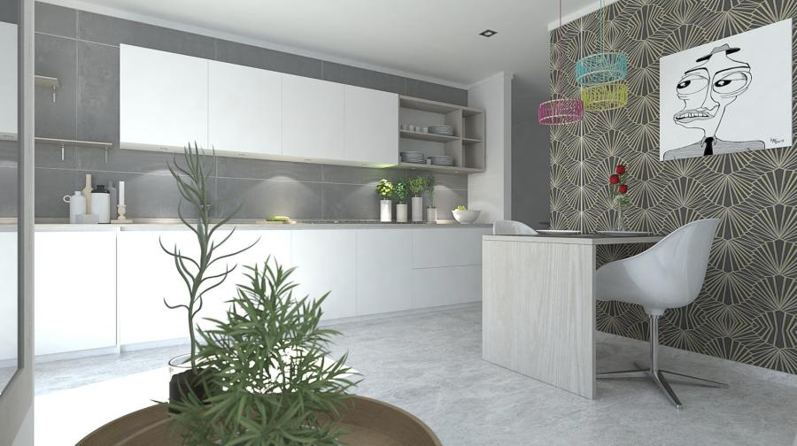 acheter appartement 1 chambre 50.03 m² schifflange photo 4