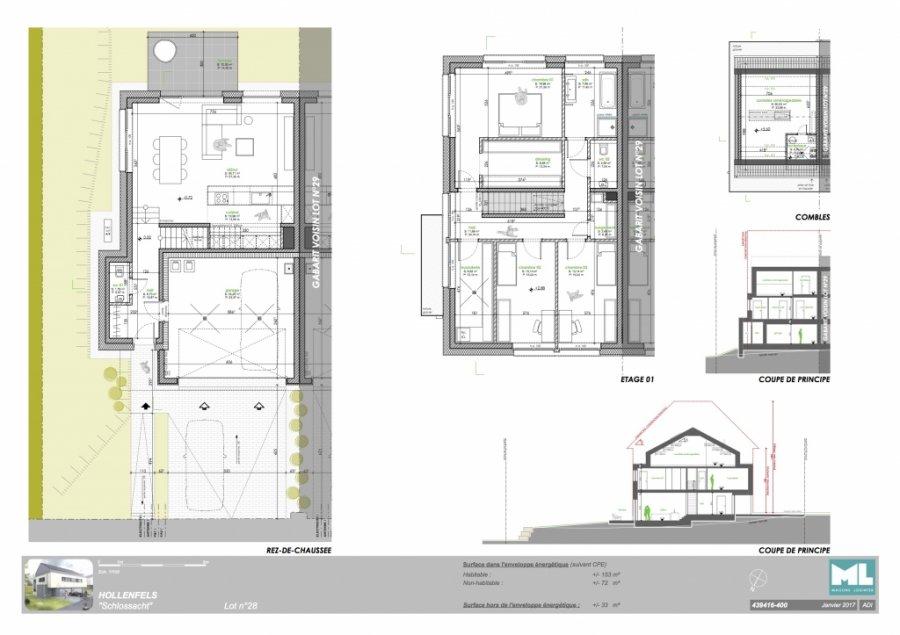 acheter maison individuelle 3 chambres 152 m² hollenfels photo 6