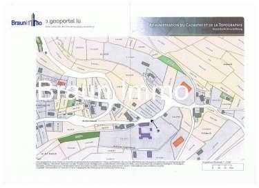 Terrain constructible à vendre à Niederwampach