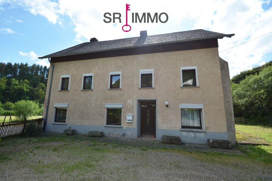 Einfamilienhaus zu verkaufen 4 Schlafzimmer in Roth an der Our